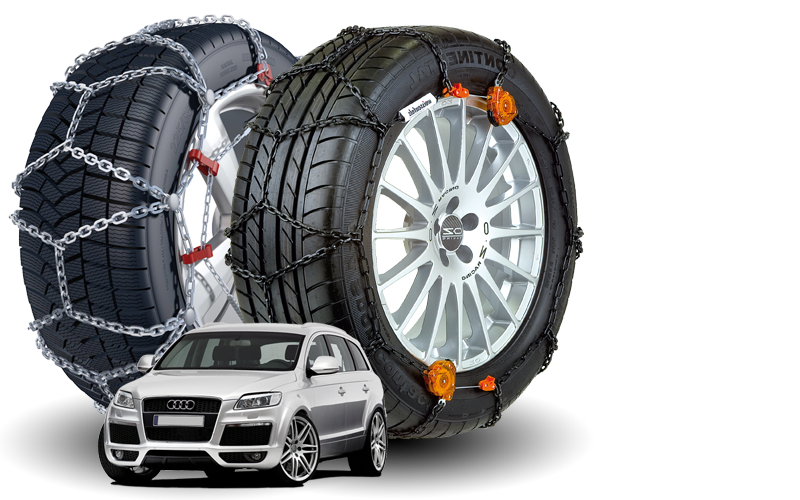 Snow Chains for 4x4 / SUV