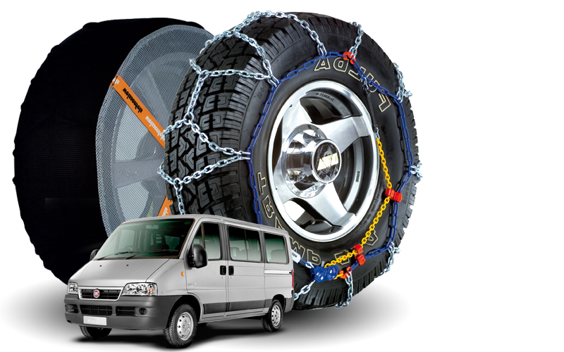 Snow Chains for Vans