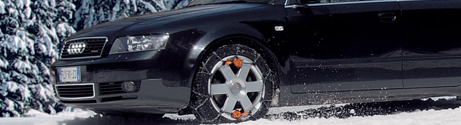 Weissenfels Clack and Go Snow Chains