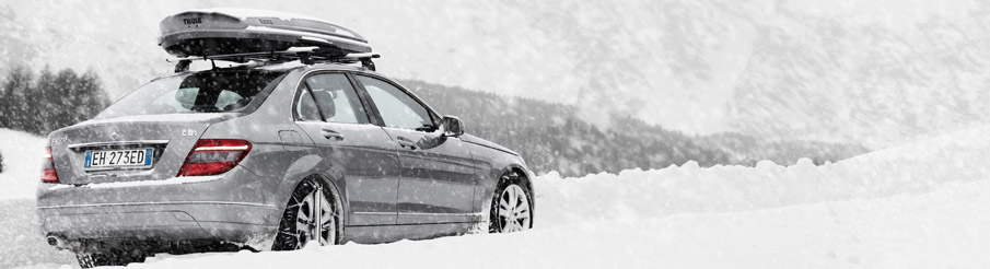 Thule CU-9 Fit SUV Snow Chains