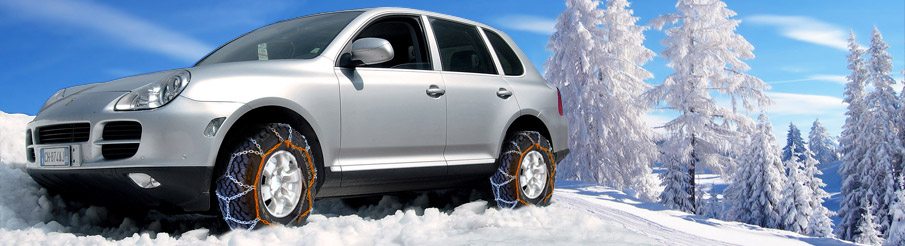 Weissenfels Everest Power X Snow Chains