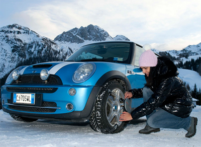 Snow Chains Women Fit