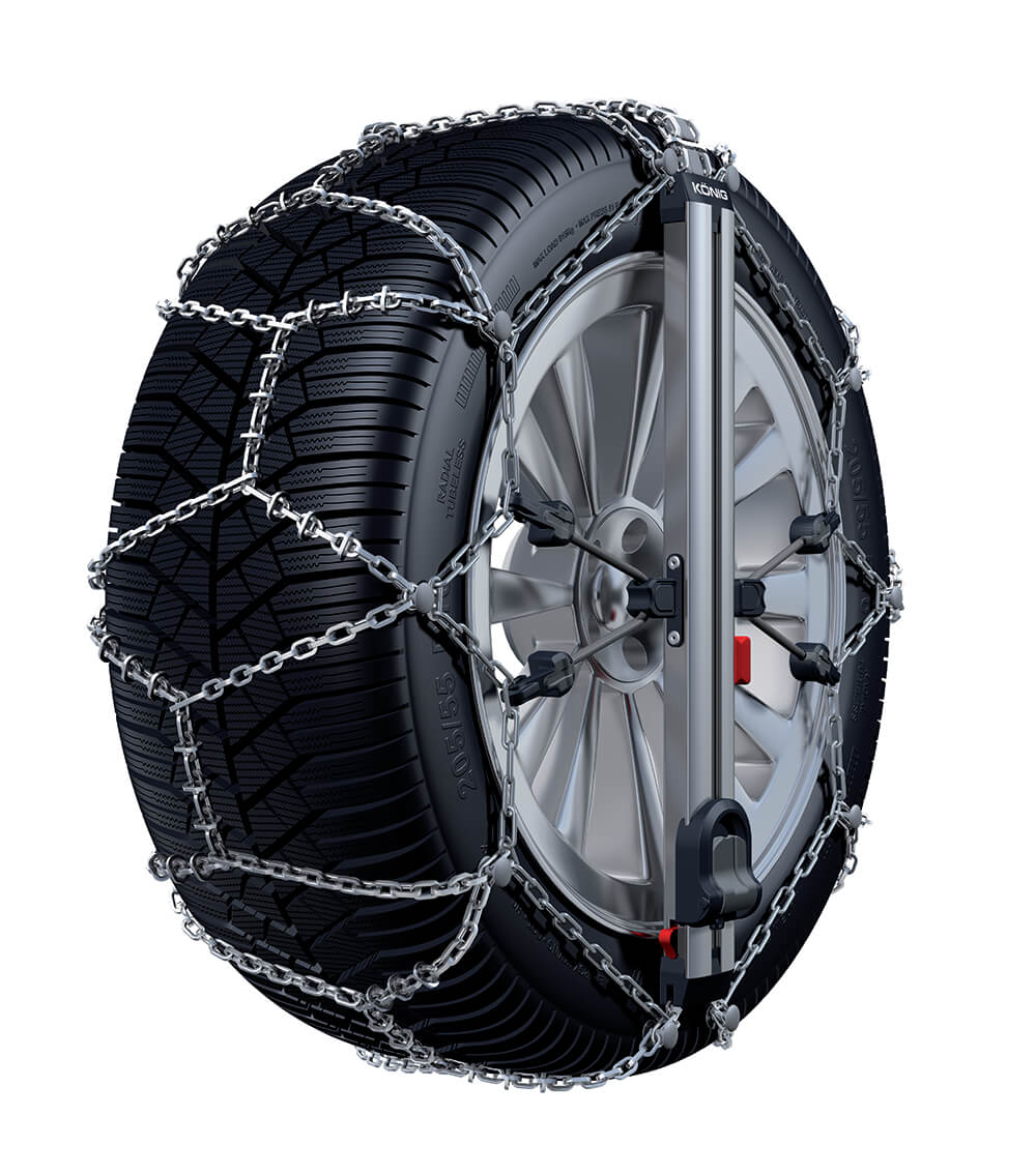 thule easy fit cu10 105 snow chains. Black Bedroom Furniture Sets. Home Design Ideas