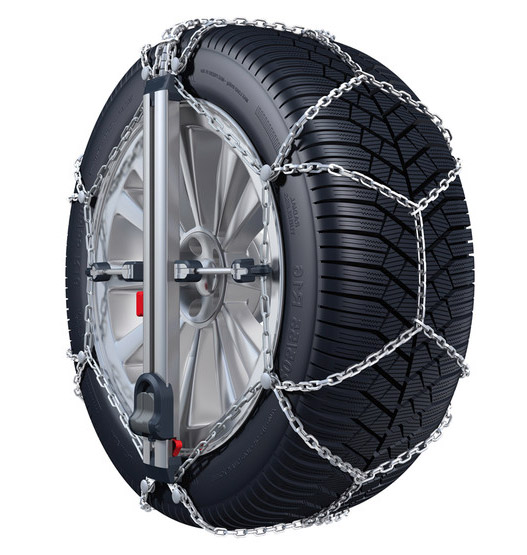 thule cu 9 easy fit suv snow chains for passenger cars. Black Bedroom Furniture Sets. Home Design Ideas