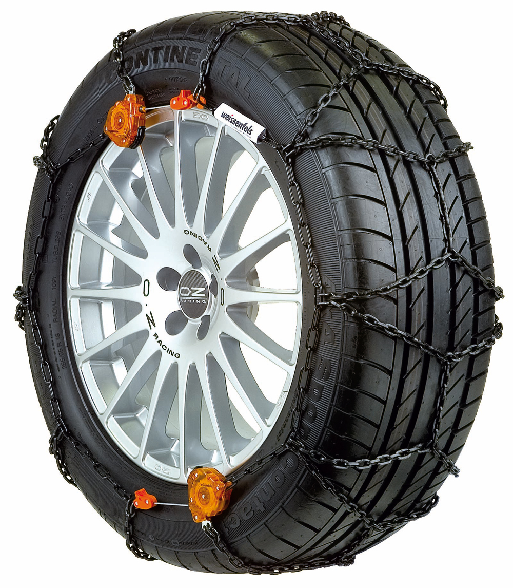 Weissenfels NRTS010STD Snow Chains NR1
